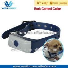 2013 Newest Rechargeable Waterproof No Bark Collar