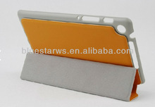 Colorful Leather Case Flip Cover for Google Nexus 7 ii(2) Factory Price
