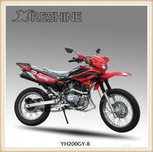 2013 YH200GY-8B hot model,monster dirt bike for sale