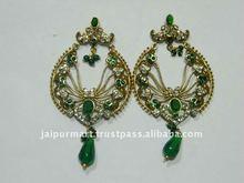 Indian Starplus Fashion long Chandelier Earrings jewelry