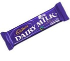 UK CADBURY DAIRY MILK 49G