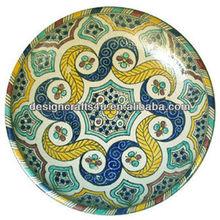Beautiful and Elegant Decorative Plate Cheap Moroccan Decor