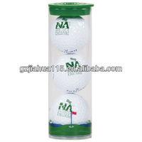 ball packaging tube