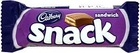 UK CADBURY SNACK SANDWICH 26G