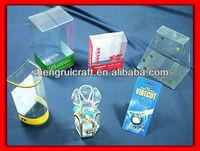 promotional PVC Clear Plastic Box/pvc gift box