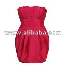 Evening Dress / Dinner Dress / Red Dress