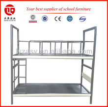 Steel plate base bunk bed heavy duty for army dubai bunk bed