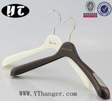 PL-624 Fabric hanger samples display clothes hanger Multi coat hanger