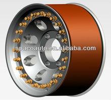 toyota hilux vigo 4x4 alloy beadlock wheel 16x8