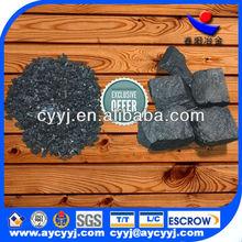 ferro sica alloy china henan supplier calcium silicon/silicon calcium alloy/casi/silicon metal raw material