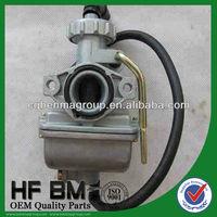 100% quality good carburetor ,Genuine Mikuni Carburator Motorcycle Engine Parts, Motorcycle Carburetor PZ20 Japanese Brand