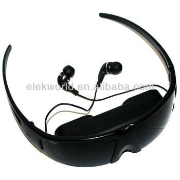 72 inch Virtual Display Portable Video Glasses, VG320A