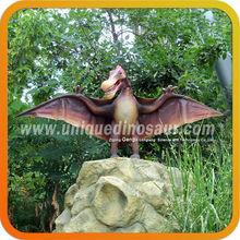 Life Size Realistic Animated Dinosaur Pterosaur Model