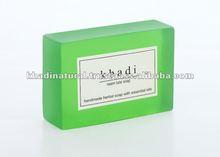 KHADI NATURAL NEEM TULSI AYURVEDIC SOAP