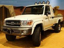 Toyota Land-Cruiser Truck