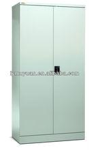 2013 Popular Office Steel CKD Cheap Swing Door Two Door Cupboard