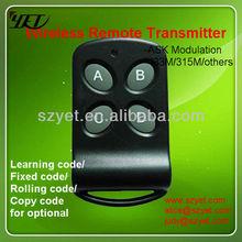Automatic Garage Door Remote YET105