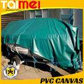 A prueba de agua Ployster / Nylon / PVC yate barcos cubiertas de la lona / lona / lonas hoja