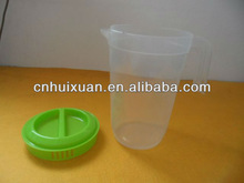 2L plastic cool water pitcher