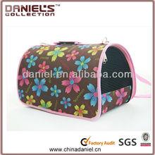 Portable pet pocket dog carrier