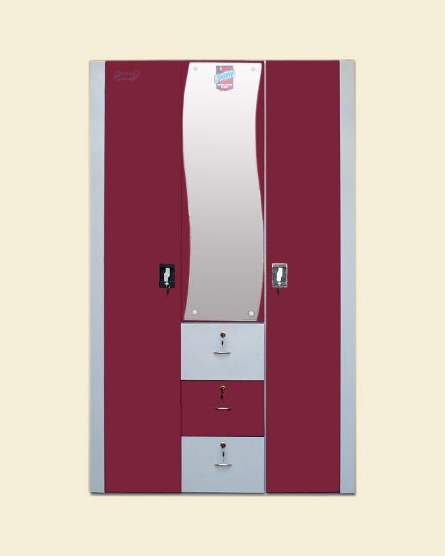 Sheet metal furniture - Steel Cupboard View Steel Cupboard For Home Shilpa