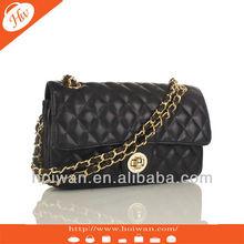 newest style handbag/fashion leather bag for women/hot selling leather handbag