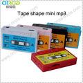 2013 nueva moda más barato mp3 reproductor de cassette, la cinta reproductor mp3