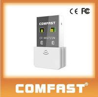 Alfa 802.11N High Power USB Wireless LAN Adapter for Laptop&Desktop COMFAST CF-WU715N