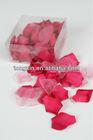 supplier China hot artificial silk flower petals