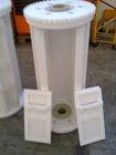 Plating Barrels & spare parts for galvanic