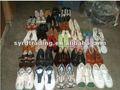 la acción de de los zapatos de segunda mano de china