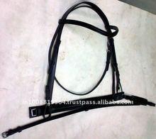 English Bridle, Horse Bridle, Leather Bridle