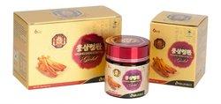 Korean Red Ginseng Pills Gold