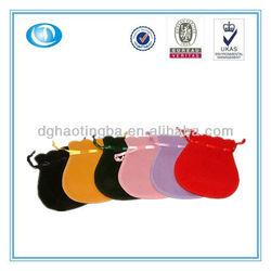 0828 Dongguan custom velvet gift bag