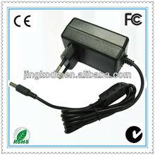 EUR AC plug adaptor 12V 20V 24VDC power adaptor