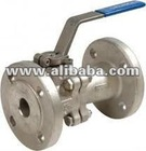 Ball Valves Flanged Type