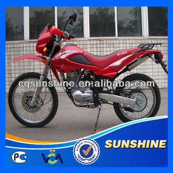 2013 New Hot Sale road legal 200cc supermotor dirt bike