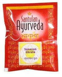 Sunayan Ghruta By Dr.Balaji tambe santulan ayurved