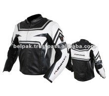 Cruiser Street Vintage Motorcycle Leather Jackets