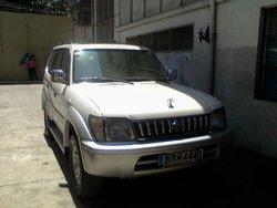 Prado Van