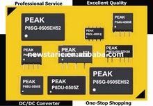 P6NG-4812Z2:1H30LF,1Watt 3K Vdc Isolation SIP-8 DC/DC converter