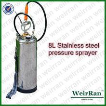 (9625)8L perssure stainless steel food grade sprayer