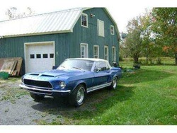 1968 SHELBY CLONE FOR D MUSTANG