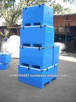 PP Bubble Box & Pallets
