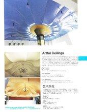 Stretch Ceiling,Flexible Ceiling, Membrane Ceiling, PVC Ceiling, PVC Film