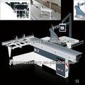 Automático de madera mesa de trabajo de la máquina de sierra/sierra del panel con la tabla de desplazamiento 3200mm*4300 con 45 grados de corte, la certificación del ce