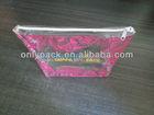 soft pvc bag with zipper