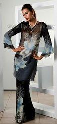 Muslim Dress/Batik Silk