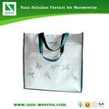 No tejido bolsa / bolso de compras / tela no tejida de paracaídas bolsa