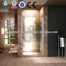 Luxury plastic shower cubicles